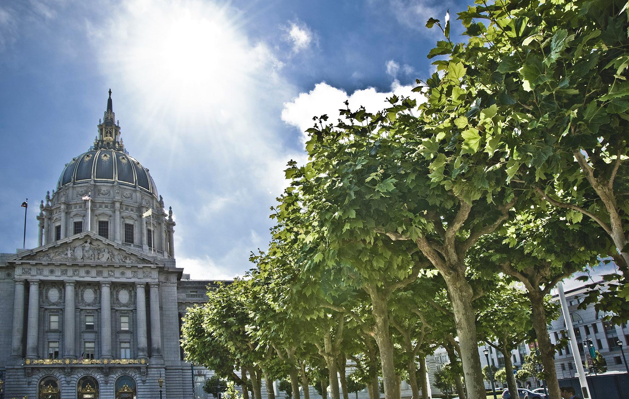 City Hall San Francisco HDR