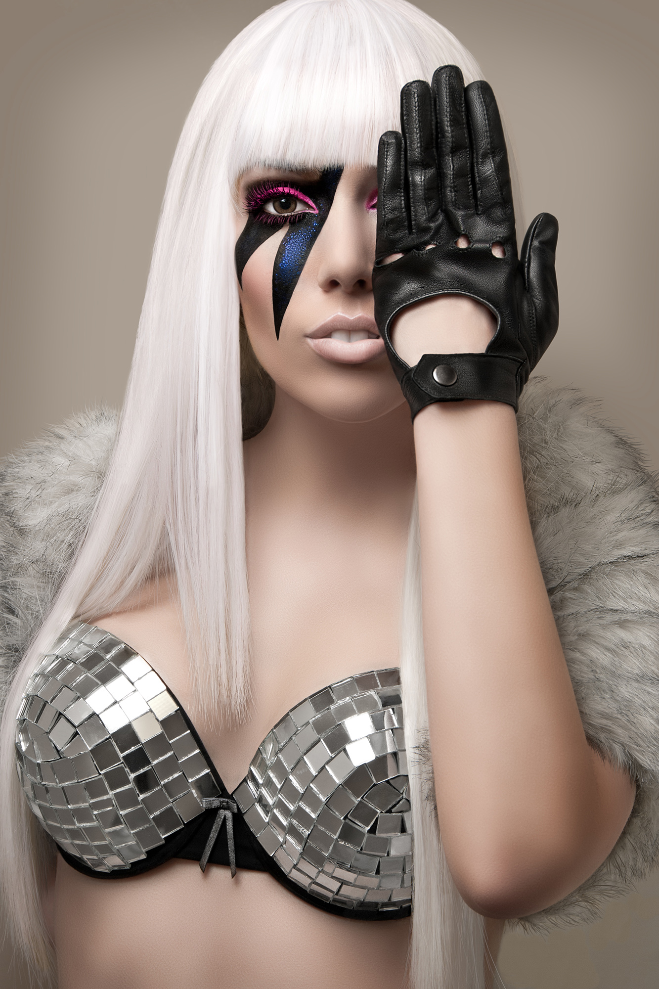 Lady Gaga shooting