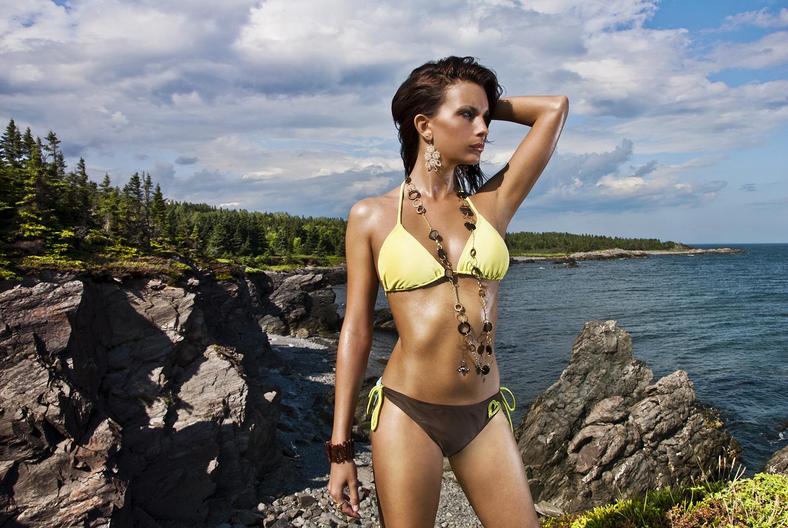 Fashion sexy maillot bikini