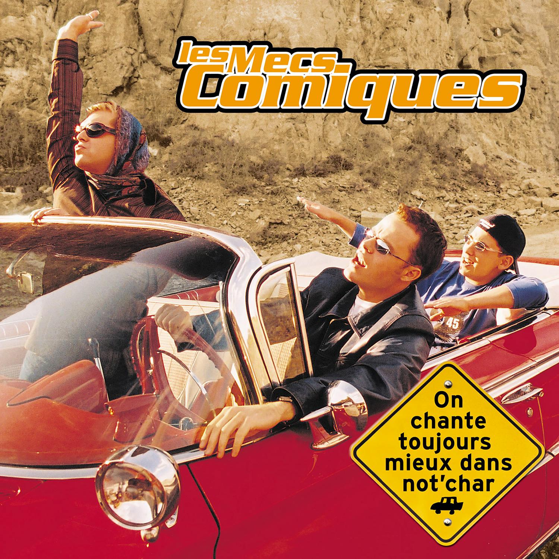 Les Mecs Comiques / CD-XTRA 2001