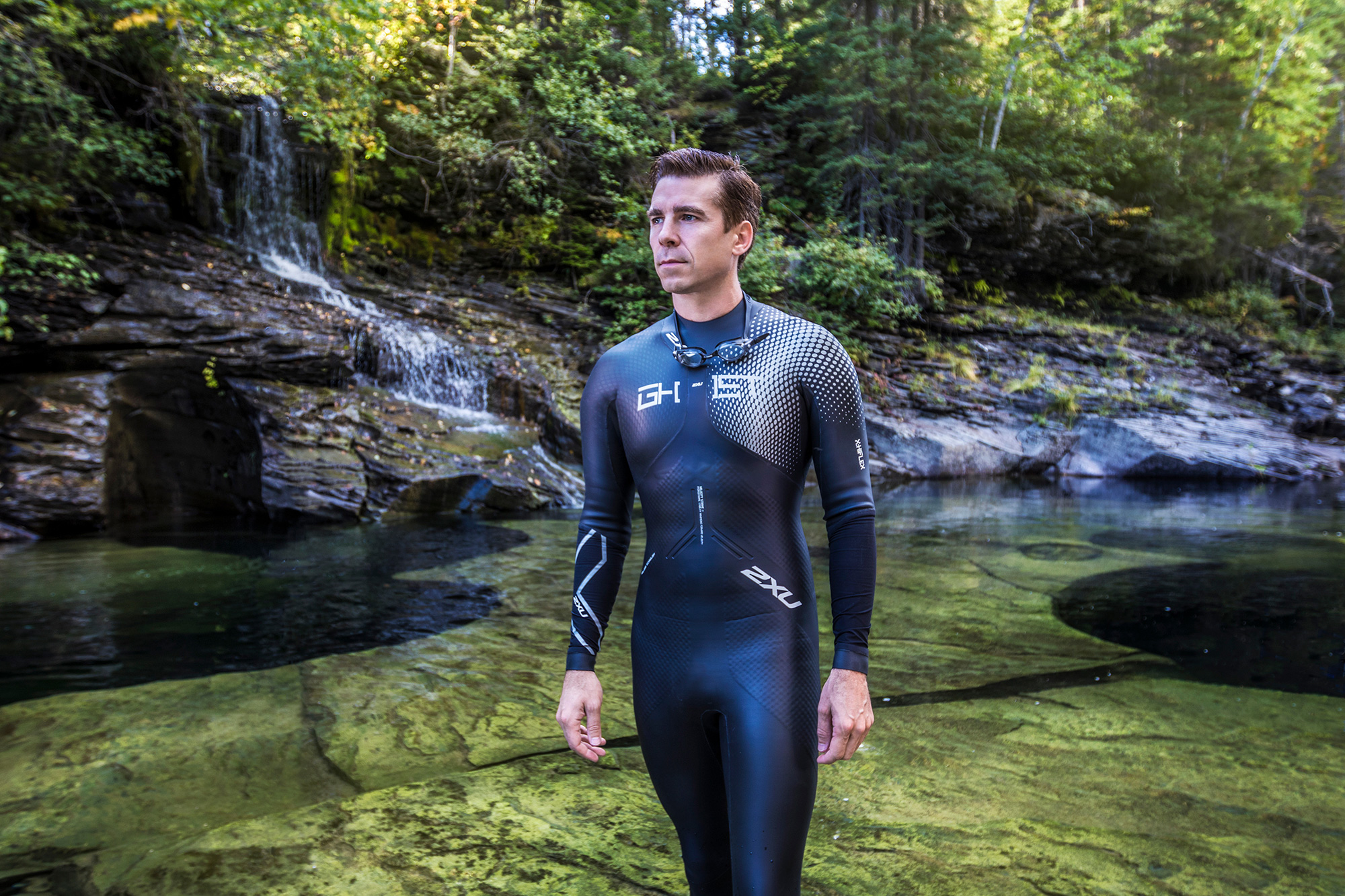Wetsuit GHST de 2XU / Human performance multiplied